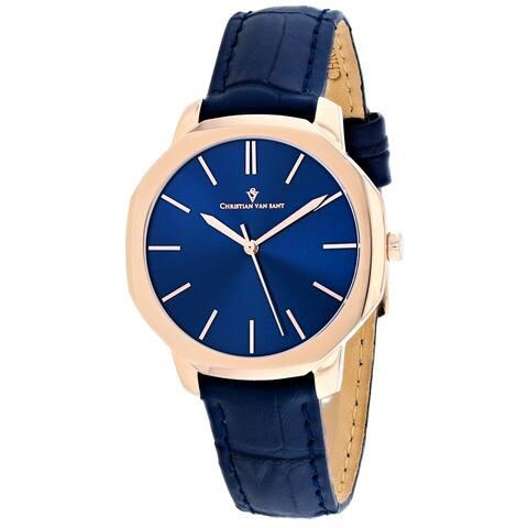 Christian Van Sant Women's Octave Slim Watch - CV0505 - N/A - N/A