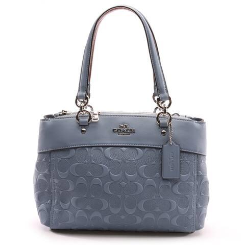 Coach Women's Mini Brooke Carryall Handbag