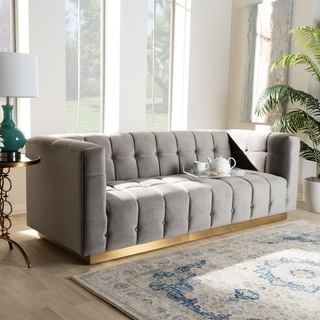Link to Glamorous Upholstered Sofa Similar Items in Sofas & Couches