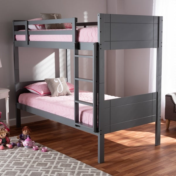 Modern and Contemporary Bunk Bed