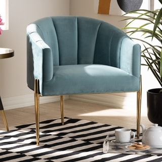 Link to Glamorous Fabric Accent Chair Similar Items in Accent Chairs
