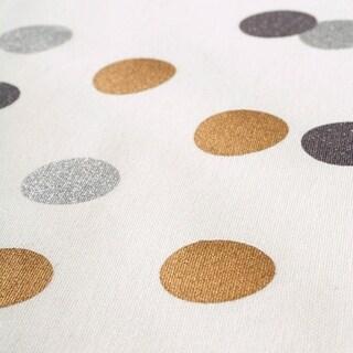 DII Metallic Confetti Tablecloth