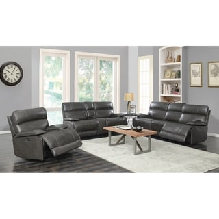 Link to Sherborn Charcoal 2-piece BT Power^2 Living Room Set Similar Items in Living Room Furniture