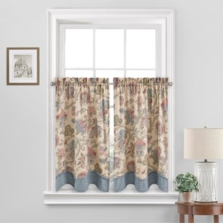 Waverly Arezzo Window Tier Pair