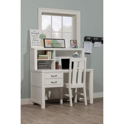 Highlands Desk with Hutch and Chair