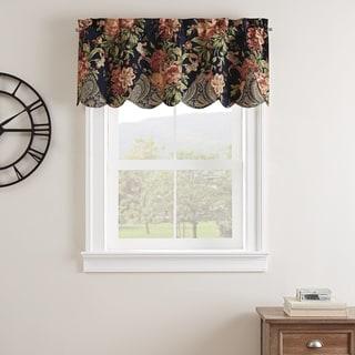 Waverly Kensington Bloom Window Valance