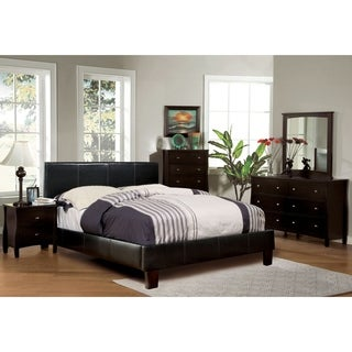 Williams Home Furnishing Winn Park C. King  Bed in Espresso Finish