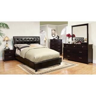 Williams Home Furnishing Hendrik C. King  Bed in Espresso Finish
