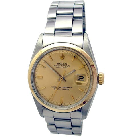 Pre-owned 36mm Rolex Vintage Datejust - N/A - N/A