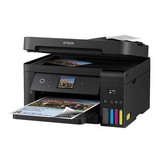 EPSON Workforce ST-4000 ECOTANK Color MFP SuperTank Printer,  Multi-Function Printer,  Color, C11CG19202