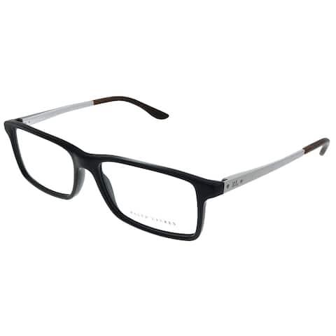 Ralph Lauren RL 6128 5509 53mm Unisex Black Frame Eyeglasses 53mm