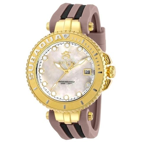 Invicta Women's Subaqua 27354 Gold, Stainless Steel Watch