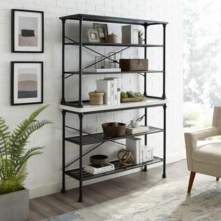 Carbon Loft Davidson 2-piece Baker's Rack Set
