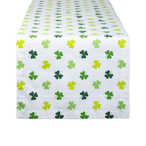 DII St. Patrick's Day Table Runner