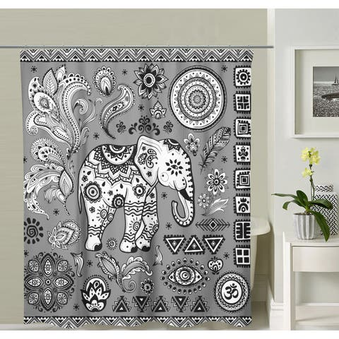 Oyo Concept Elephant Shower Curtain