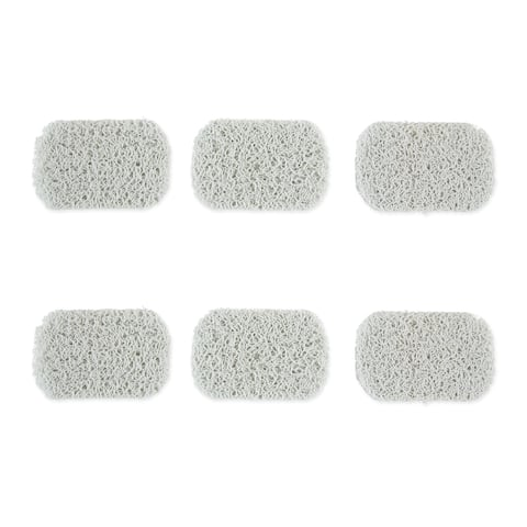 DII Soaps Up(Set of 6) White