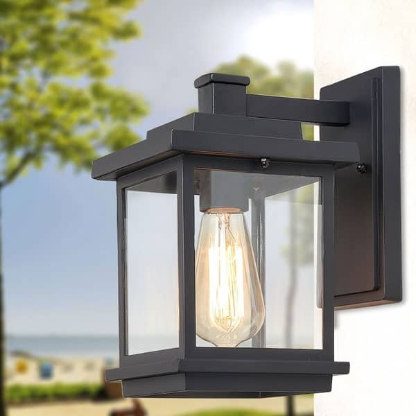 Havenside Home Hawke S Bay Wall Sconce 1 Light Outdoor