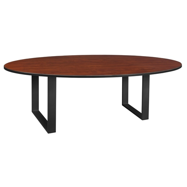 """Structures 96"""" Oval Conference Table"""