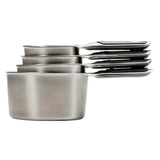 OXO Good Grips Stainless Steel Measuring Cups