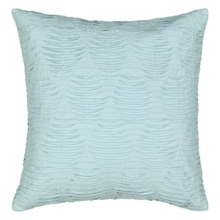 Waverly Paisley Pizzazz 20x20 Pleated Decorative Pillow