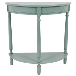 Link to Copper Grove Braunau Half-circle Round Accent Table Similar Items in Living Room Furniture