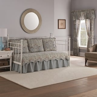 Waverly Paisley Pizzazz Daybed 5pc Quilt Set