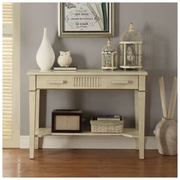 Shop Urban Designs Inspiration 42-inch Console Table ...