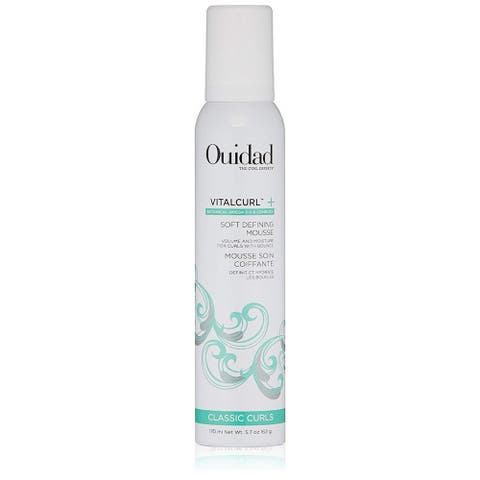 Ouidad VitalCurl+ Soft Defining Mousse 5.7-ounce