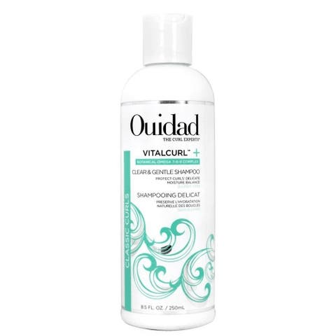 Ouidad VitalCurl+ Clear & Gentle Shampoo 8.5-ounce