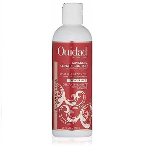 Ouidad Advanced Climate Control Heat & Humidity Stronger Hold Gel 8.5-ounce