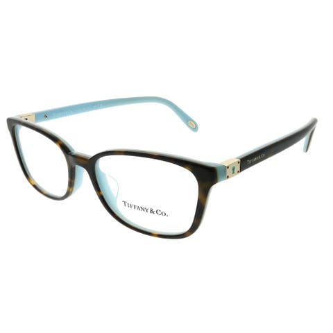 Tiffany & Co. TF 2094F 8134 54mm Womens Havana Frame Eyeglasses 54mm