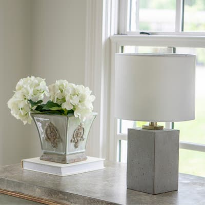 Rance Concrete Table Lamp