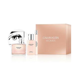 Calvin Klein Women's 3-Piece Gift Set