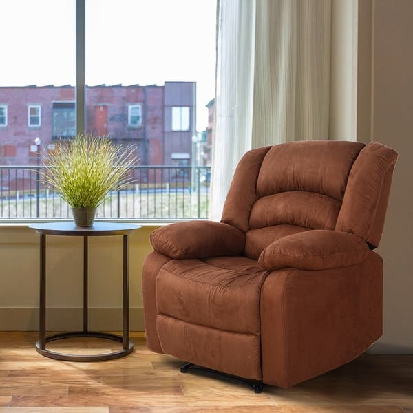 Phenomenal Shop Ergonomic Power Recliner Chair With Usb Port Brown Pabps2019 Chair Design Images Pabps2019Com