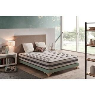 ZENG 10'' Visco Luxury 4D Air Comfort Memory Foam Mattress