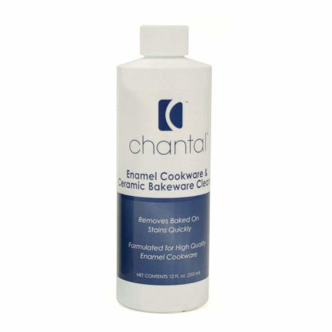 Chantal Enamel and Ceramic Cookware Cleaner