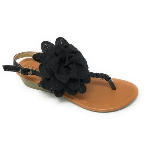 Fashion wedge sandals