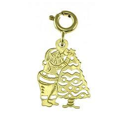14k Gold Santa with Tree Charm|https://ak1.ostkcdn.com/images/products/2859343/14k-Gold-Santa-with-Tree-Charm-P11036481a.jpg?impolicy=medium