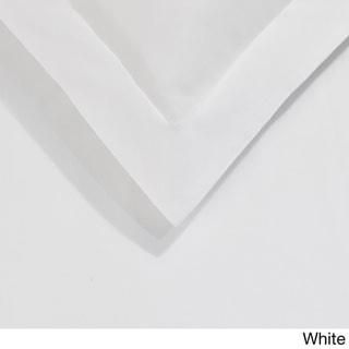 Superior 100-percent Premium Long-staple Combed Cotton 800 Thread Count Solid 3-piece Duvet Cover Set