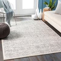 Juventas Distressed Medallion Area Rug