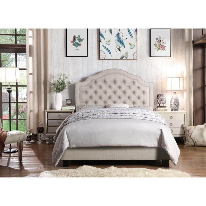Home Goods Beds: Buy Bed Frames Online At Overstock