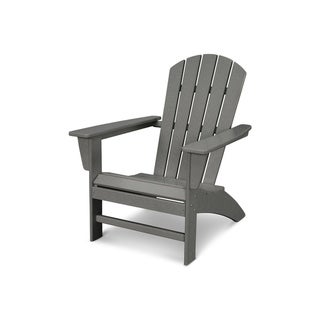 POLYWOOD Nautical Adirondack Polywood Chair
