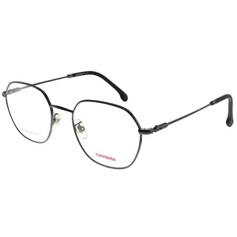 Carrera CA Carrera180/F V81 Unisex Dark Ruthenium Black Frame Eyeglasses 50mm