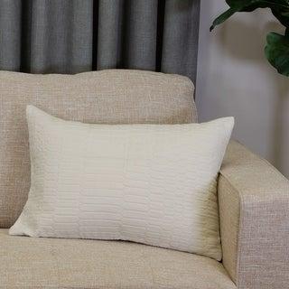 Vue Winona 14x20 Geometric Jacquard Decorative Pillow