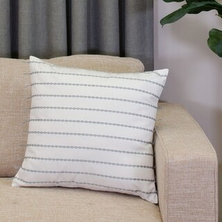 Vue Cybil 18x18 Embroidered Decorative Pillow