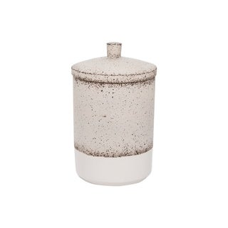 Cream Kitchen Canister