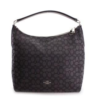 Coach Women's Signature Celeste East West Hobo Bag