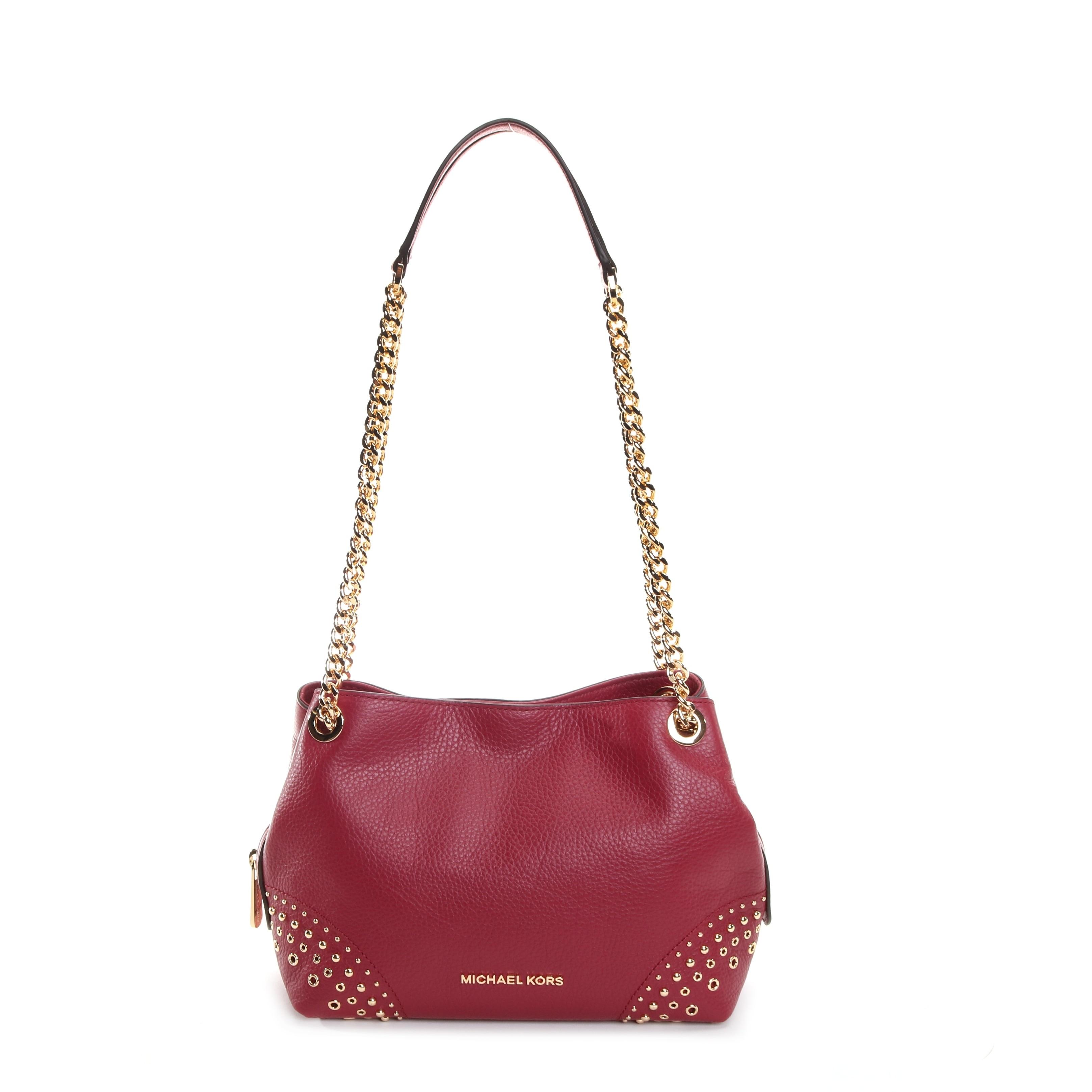 Michael Kors Women S Jet Set Item Medium Chain Shoulder Bag