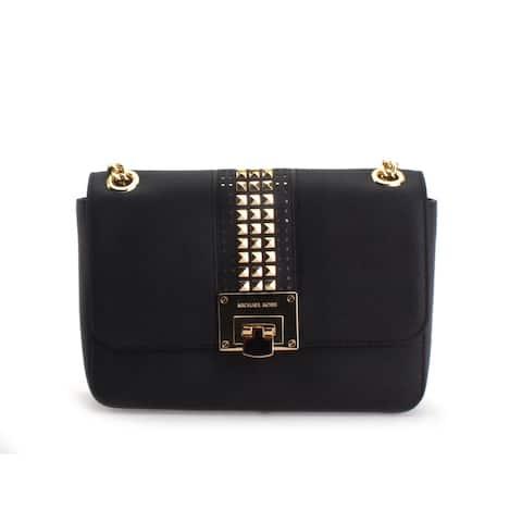 Michael Kors Women's Tina Medium Studded Crossbody Bag