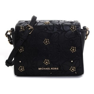 Link to Michael Kors Women's Sofia Small Perforated Floral Studded Crossbody Bag Similar Items in Shop By Style